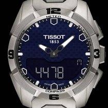 Tissot T-Touch Expert Solar nuevo 45mm Titanio