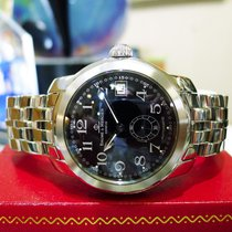 Baume & Mercier Capeland Stainless Steel Automatic Black...