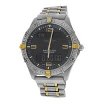 Breitling Mens  Aerospace F56062 Titanium Multifunction  40MM
