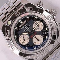 Breitling Chronomat AB0110 44mm Stainless Steel B01 Watch...