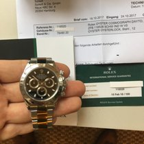 Rolex Daytona Ref 116520 mit Service 2018