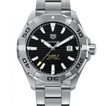 TAG Heuer Aquaracer 300M Steel 43mm Black