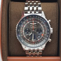 Breitling Navitimer GMT Stratos Gray Limited Edition