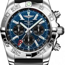 Breitling Chronomat GMT Stahl 47mm Schweiz, Cham