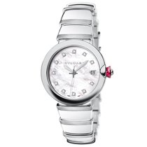 Bulgari Lucea LU33WSSD/11 new