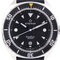 Eterna Steel 45mm Automatic 1273.00 pre-owned