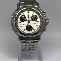 TAG Heuer Chronographe 40mm Quartz 2003 occasion 6000 Argent
