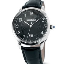 Fabergé 40mm Automatic M1110-101 SW pre-owned