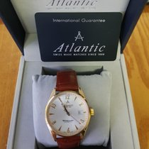 Atlantic 40mm Automatic 2010 pre-owned Gold