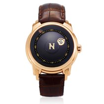 Nouvelle Horlogerie Calabrese (NHC) Rose gold 40mm Automatic pre-owned