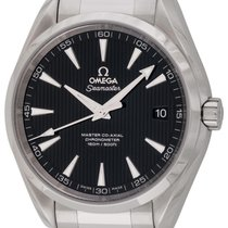 Omega Seamaster Aqua Terra Steel 41mm Black United States of America, Texas, Austin