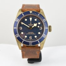 Tudor Black Bay Bronze nové 43mm Bronz