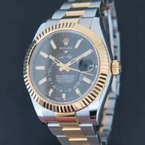 Rolex Sky-Dweller Gold/Steel 326933
