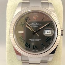 Rolex Datejust 126334 Wimbledon ( New / 03-2019 )