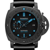 Panerai Luminor GMT Automatic Carbono 44mm Negro