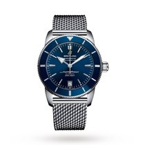 Breitling Superocean Héritage II 42 Steel 42mm Blue No numerals United States of America, Iowa, Des Moines
