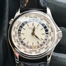 Patek Philippe World Time 5110G-001 2004 pre-owned