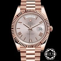 Rolex Day-Date 40 228235 pre-owned