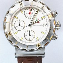 Eberhard & Co. Steel 40mm Automatic 32020 pre-owned United States of America, New York, Lynbrook