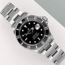 Rolex 16610 Staal 2004 Submariner Date 40mm tweedehands Nederland, Maastricht