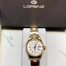 Lorenz Yellow gold 26mm Quartz 14824/1 pre-owned