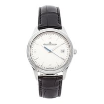 Jaeger-LeCoultre Master Control Date Steel 39mm Silver Arabic numerals United States of America, Pennsylvania, Bala Cynwyd