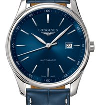Longines L2.893.4.92.0 Steel 2019 Master Collection 42mm new