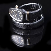 Bulgari Serpenti Ceramic 35mm Black United States of America, California, San Mateo