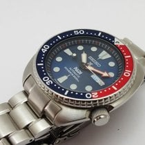 Seiko Prospex Steel 45mm Blue United States of America, Pennsylvania, Philadelphia