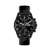 Jacques Lemans Sport Liverpool Steel 44mm Black Arabic numerals United States of America, Florida, Sarasota