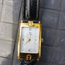 Aigner Gold/Steel 464119 pre-owned