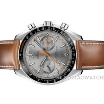 Omega Speedmaster Racing Steel 44.25mm Grey No numerals United States of America, Florida, Aventura