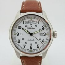 Perseo Steel 44mm Automatic 6207-DD pre-owned