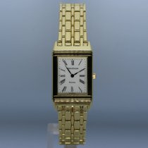 Jaeger-LeCoultre 140.105.1 Yellow gold 1990 Reverso Classique 23mm pre-owned