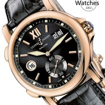 Ulysse Nardin Dual Time Rose gold 42mm Black Roman numerals United States of America, Florida, North Miami Beach