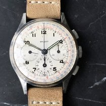 Gallet Acero 37mm Cuerda manual 5193 usados