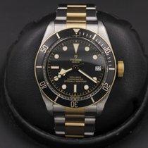 Tudor Black Bay S&G Gold/Steel 41mm Black United States of America, California, Huntington Beach