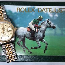 Rolex Datejust 16013 Good Gold/Steel 36mm Automatic United States of America, New York, New York