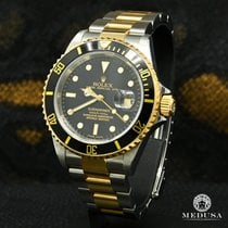 Rolex Submariner Date 16613 2008 pre-owned