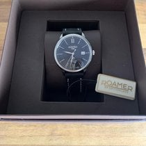 Roamer Steel 41mm Automatic 956660 pre-owned