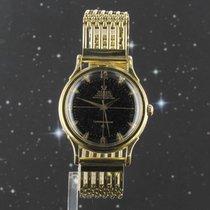 歐米茄 Constellation 黃金 35mm 黑色