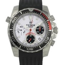 Tudor Hydronaut Steel 41mm Silver No numerals United States of America, New York, Greenvale
