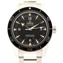 Omega New seamaster master co-axial