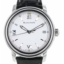 Blancpain Léman Ultra Slim 2100-1127-53A new