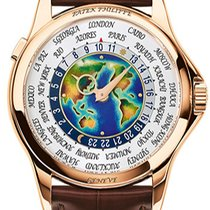 Patek Philippe World Time 5131R New Rose gold Automatic United States of America, New York, Brooklyn