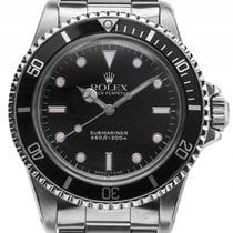 Rolex Submariner 660ft/200m Stahl Automatik 40mm Ref.5513...