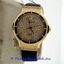Hublot Yellow gold Quartz 28mm pre-owned Classic