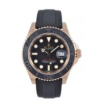 Rolex Yachtmaster Everose 18 K Rose Gold 116655