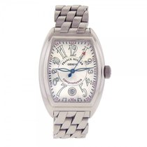 Franck Muller Conquistador King Stainless Steel Automatic Mens...
