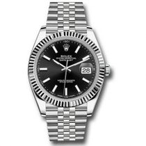 Rolex Datejust 126334 BKIJ new